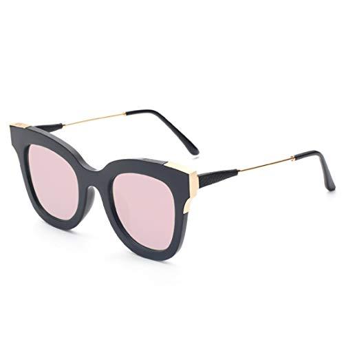 Sunglass Fashion Gafas de Sol para Mujer Protección UV400 para Conducir al...