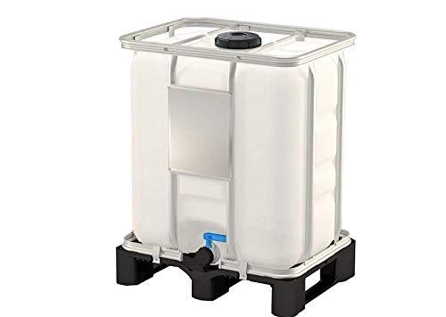 PLASTICOS HELGUEFER - Contenedor-Deposito 300 Litros Reforzado -NUEVO-
