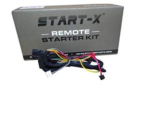 Start-X Remote Starter - for Dodge Grand Caravan 2011 – 2019 || Challenger 2011-2014 || Durango 2011-2013 || RAM 2011-2012 || Chrysler Town & Country 2011-2016 || Remote Start