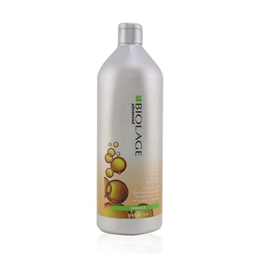 Biolage Oil Renew System Shampoo 1000 ml - 1000 ml