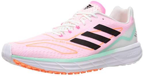 adidas SL20.2 Summer.Ready M, Zapatillas de Running Hombre, FTWBLA/NEGBÁS/MENCLA, 41 1/3 EU