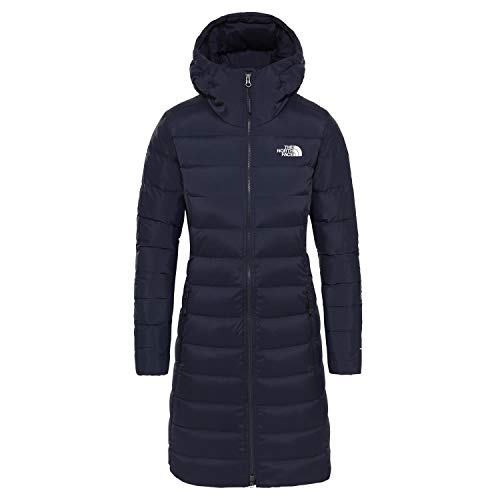 THE NORTH FACE Stretch Down Parka Women Größe S urban Navy