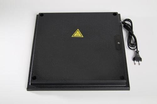 Heatpanel in 22 Watt und 30x30 cm ( siehe Videoanleitung )
