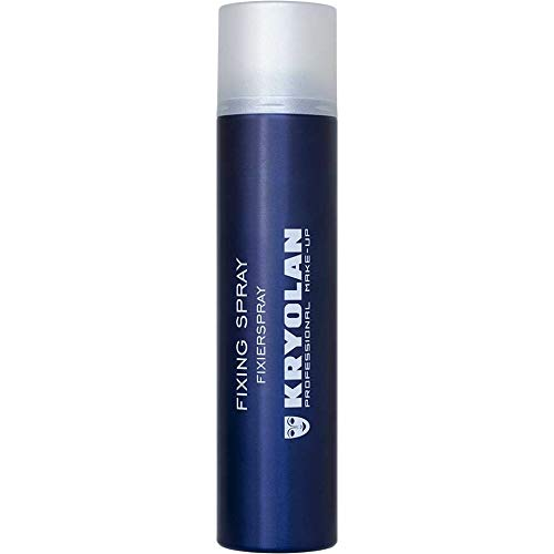 Kryolan Fixierspray Professional Make-Up Fixing Spray (1x 300ml)