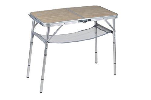Bo-Camp - Table d'appoint - Premium Rustic - Modèle coffre- 80 x 40 cm