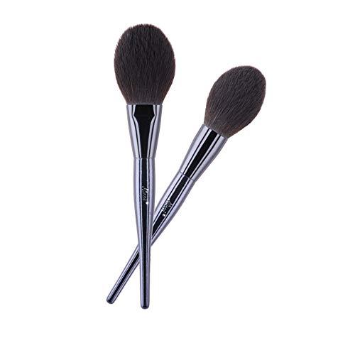 Couleur de l'écureuil imitation laine maquillage type flamme brosse en poudre lâche forme d'oeuf brosse en poudre brosse en poudre de miel
