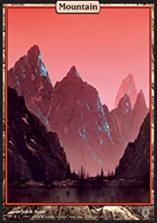 Magic: the Gathering - Mountain - Unhinged - Foil