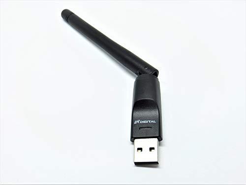 Ralink WiFi Dongle für Mag 250254255260270275RT5370Chipsatz WiFi Dongle für viele Set-Top-Boxen