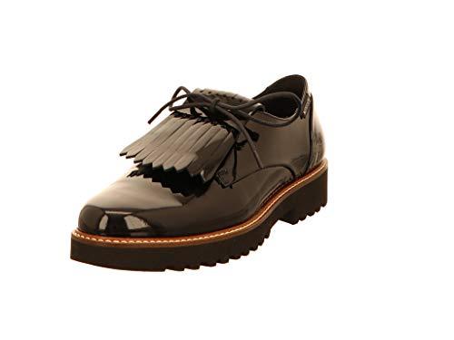 Mephisto - Sabella - Chaussures De Ville/Derbies - Femme - Semelle Amovible : Oui - Noir - Taille 7 UK