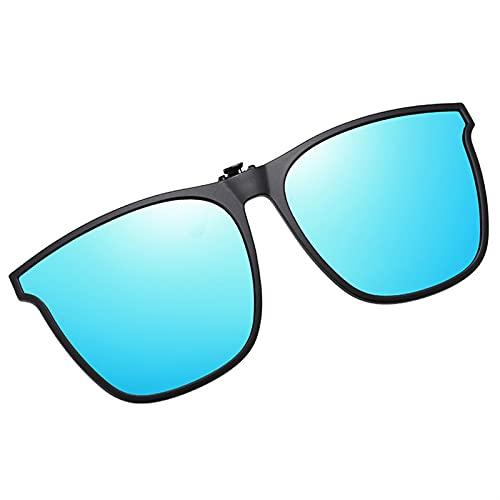 AMFG Gafas de sol Clip Gafas de sol polarizadas MEOPIA MOME MITOPIA CONDUCTOR SPEAL CLILL CLILL CLILL (Color : A)