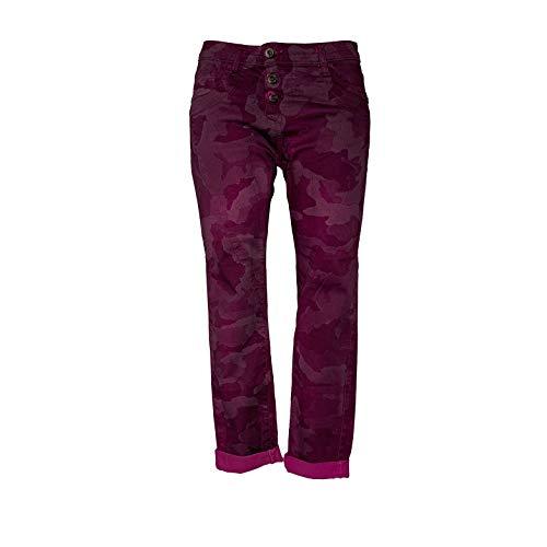 Please Jeans P78 Boyfriend-Pants pink (XS)