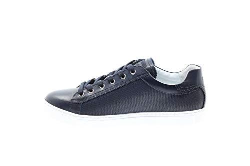 Nero Giardini Uomo P900860U Sneaker Pelle Blu Fondo cassetto (42 EU)