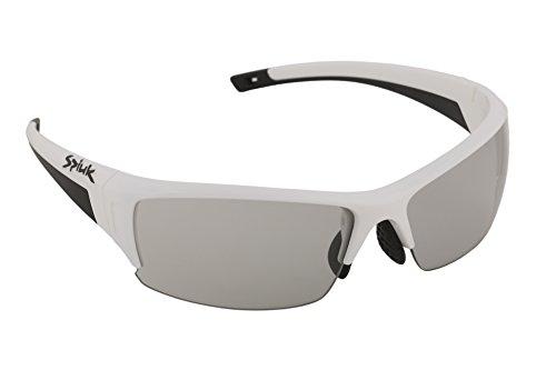 Spiuk Binomio Gafas, Unisex Adulto, Blanco/Negro, Talla Única
