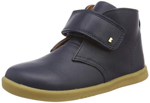 Bobux, Desert boots Garçon mixte enfant, Bleu (Navy 1), 22 EU
