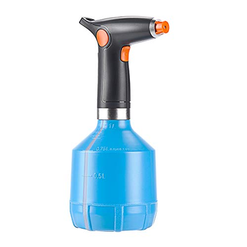 ACG-INC Electric Plant Mister Spray Bottle for Indoor/Outdoor Plants, Electric Watering Can with Adjustable Copper Spout, Automatic Plant Watering Devices