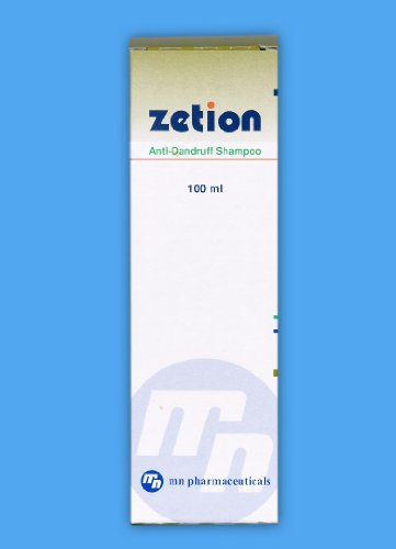 ZETION SHAMPOO AGAINST DANDRUFF AND SEBORRHEA 100ml by ZETION