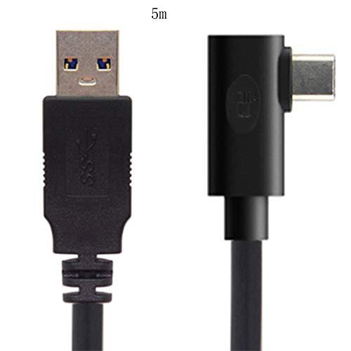 LICHIFIT Cable de datos de 1,2/3/5 m de alta velocidad de transmisión
