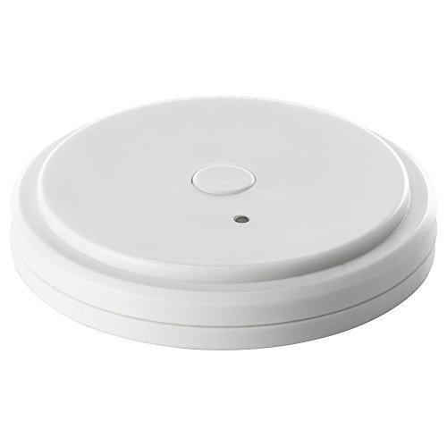 ZigZag Trading Ltd Ikea Ansluta Fernbedienung, Weiß