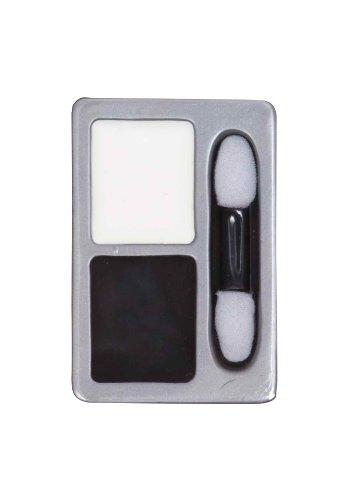 Generique - Palette Maquillage Noir et Blanc