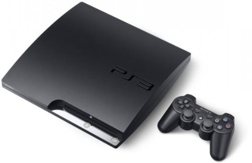 PlayStation 3 - Konsole Slim 120 GB inkl. Dual Shock 3 Wireless Controller PS3