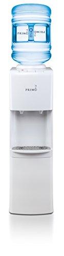 Primo caliente/dispensador de agua fría, blanco
