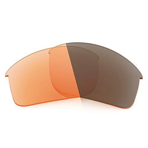 Revant Ersatzgläser für Oakley Halflink (Asiatische Passform) - Kompatibel mit für Oakley Halflink (Asiatische Passform), Nichtpolarisiert, Adapt Orange Photochromic