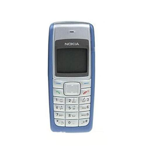 Lorenlli pour Nokia Original Unlocked 1110 1110i GSM 2G Téléphone Pas Cher Multi-Langue Bonne Qualité Téléphone Portable Nokia