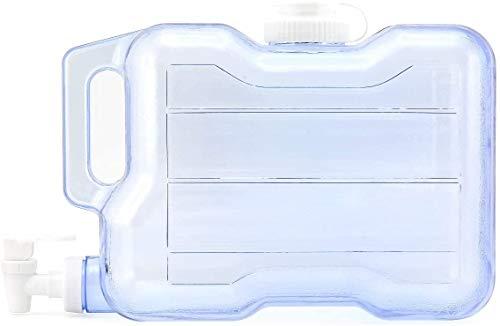 Dispensador de Bebidas con Grifo para frigorífico. Capacidad de 7,8 litros.