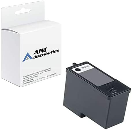AIM Compatible Replacement for Dell 926/V305 Black Inkjet (Series 9) (MK990) - Generic