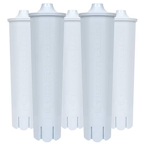 5 x Filterpatrone kompatibel Jura Claris Blue | Kaffeemaschine | Kaffeevollautomat | 67007 | 67133 | 71312 | Filter Patrone | Wasser Filter Kartusche