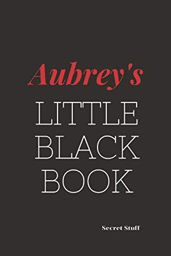 Aubrey's Little Black Book: Aubrey's Little Black Book