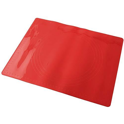 Dr. Oetker Silikon-Backmatte Platin-Silikon, Backunterlage, Backpapier-Alternative, praktisches Platin-Silikon, Menge: 1 Stück