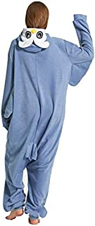 Kigurumi Pijamas Disfraces Divertidos - Pijamas Unisex Adulto Cosplay Disfraz de Animal - Peluche Halloween y Carnaval Mujer Hombre - Pijama Tuta Unicornio, Koala, Panda