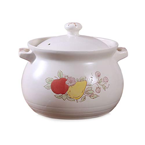 Best Prices! YI HOME- Casserole Cooker Manual Household Multifunction Gas Pottery Soup Bibimbap Ston...