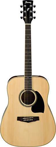 IBANEZ PF-Serie Akustikgitarre 6 String Performance - Natural High Gloss (PF15-NT)