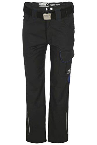 Puma Workwear heren - werkbroek - broek - maat 24-114/Kleur: antraciet of blauw. 48 antraciet