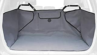 K&H Pet Products Quilted Cargo Pet Cover, Gray, Standard
