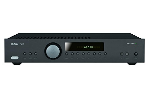 Arcam FMJ-A29 Negro - Amplificador de Audio (175 W, g, 0,003%, 80 dB, 0,1 mV, 10000 Ω)