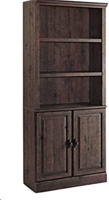 Amazon Com Sauder 102792 Heritage Hill Library With Doors