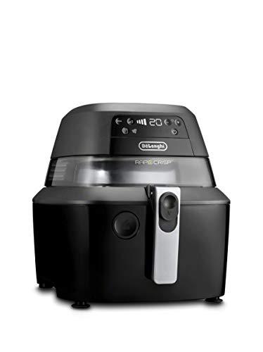 De'Longhi Rapid Crisp Air Fryer, 4-Quart, 1700-Watt Cooker Now $119.96