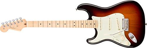 Fender エレキギター American Pro Stratocaster® Left-Hand, Maple Fingerboard, 3-Color Sunburst