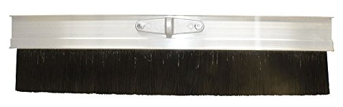 Kraft Tool CC178 48' Aluminum Medium Concrete Finish Broom