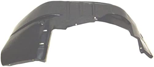 OE Replacement Jeep Cherokee/Wagoneer Front Passenger Side Fender Inner Panel (Partslink Number CH1249106)
