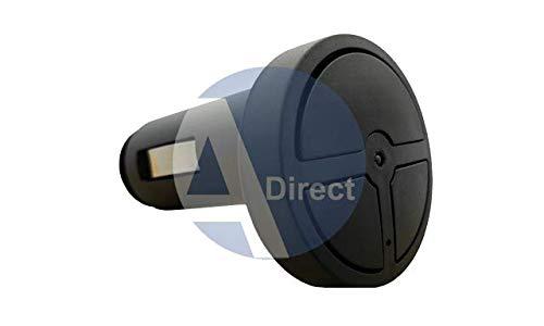 Universele Remote Cigarrete Aansteker Auto Afstandsbediening voor Garage Deuren Compatibel FAAC, BFT, Nice, Sommer, Hormann, Beninca, Liftmaster.