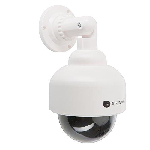 Smartwares 10.016.07 (CS88D) Caméra factice intérieur/extérieur LED Blanc