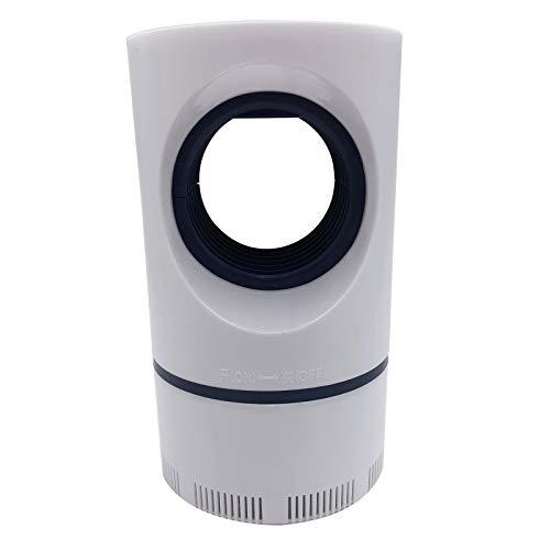 Buyter USB Asesino de Mosquitos Lámpara de plagas Insecto Trampa Repelente de luz