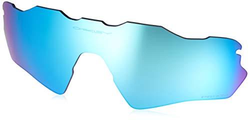 Oakley Youth Kids' AOJ9001LS Radar EV XS Path Shield Replacement Sunglass Lenses, Prizm Sapphire, 31 mm