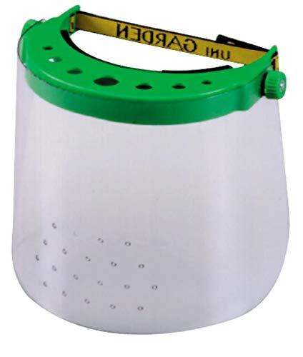LEM Select Visière de Protection réglable en Polycarbonate