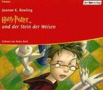 Harry Potter und der Stein der Weisen. Bd. 1. 9 Audio-CDs.