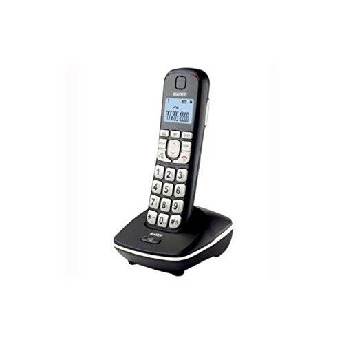 SAIET 13500690-telefoni Cordless -tel. Cordless Ergo Tasti Grandi Retroilluminato